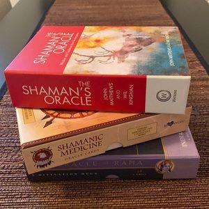 Oracle Cards Bundle of 3 New Decks